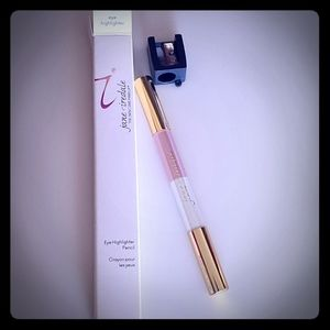 NEW Jane Iredale White/Pink Highlighter Pencil